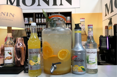 Monin Day Dresden - Gastroworkshop