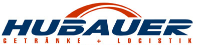 Logo Hubauer Getränke + Logistik