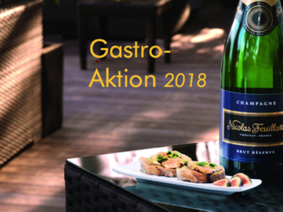 Exklusive Hubauer Champagner Aktion
