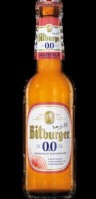 Bitburger Graprfruit alkoholfrei 0,0% 4x6er