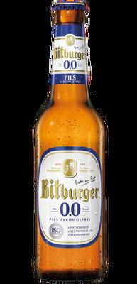 Bitburger Pils alkoholfrei 0,0% 4x6er