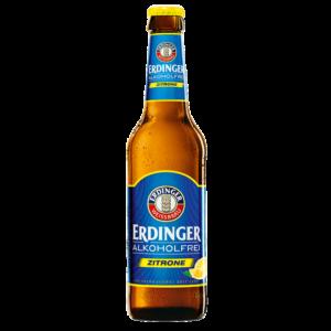 Erdinger alkoholfrei Zitrone 4x6er