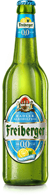 Freiberger Radler 0,0 % Alkoholfrei