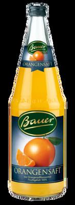Bauer Orangensaft 100%