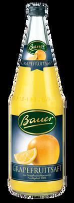 Bauer Grapefruitsaft 100%