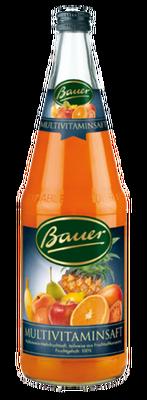 Bauer Multivitaminsaft 100%
