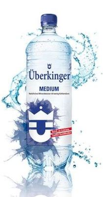 Überkinger Medium Blau