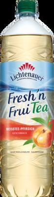 Lichtenauer Fresh`n Fruitea Weisstee-Pfirsich