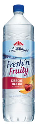 Lichtenauer Fresh & Fruity Kirsch-Banane