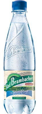 Bad Brambacher Mineralwasser Spritzig