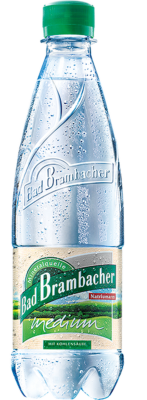Bad Brambacher Mineralwasser Medium