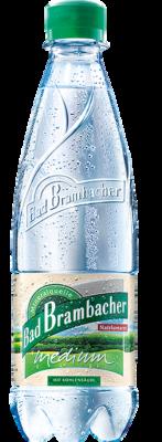Bad Brambacher Mineralwasser Medium
