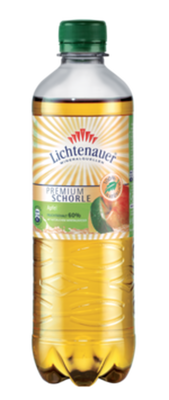 Lichtenauer Premium Apfelschorle