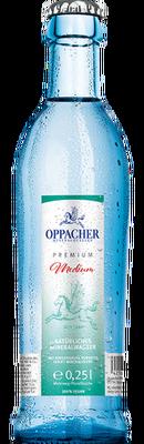 Oppacher Mineralwasser Medium Blueline