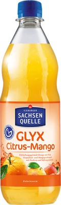 Ileburger Sachsenquelle GLYX Citrus-Mango