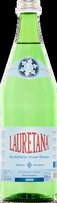 Lauretana Mineralwasser Ohne