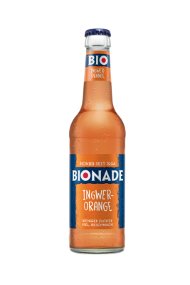 Bionade Ingwer-Orange