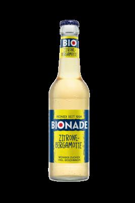 Bionade Zitrone Bergamotte