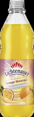 Lichtenauer Orange-Maracuja kalorienarm