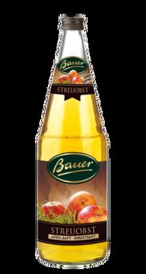 Bauer Streuobst Apfeldirektsaft