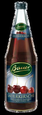 Bauer Sauerkirschnektar naturtrüb
