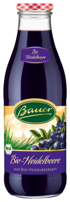 Bauer Bio-Heidelbeere