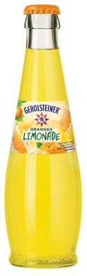 Gerolsteiner Orangenlimonade