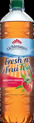 Lichtenauer Fresh`n Fruitea Rooibos-Erdbeere