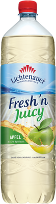 Lichtenauer Fresh`n Juicy Apfel