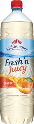 Lichtenauer  Fresh'n Juicy Orange