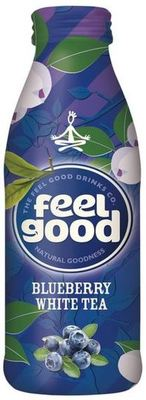 Feel Good Blueberry White Tea