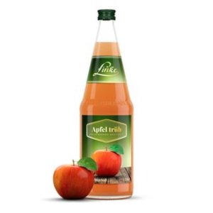 Linke Apfelsaft Naturtrüb