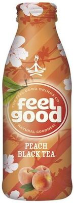 Feel Good Peach Tea