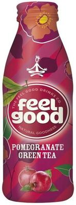 Feel Good Pomegranate Green Tea