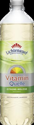 Lichtenauer VitaminQuelle Zitrone-Melisse