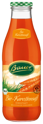 Bauer Bio-Karottensaft