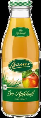Bauer Bio-Apfelsaft naturtrüb