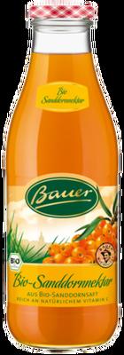 Bauer Bio-Sanddornnektar