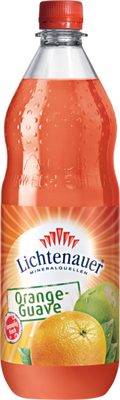 Lichtenauer Orange-Guave