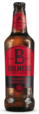 Bulmers Red Beeries Cider