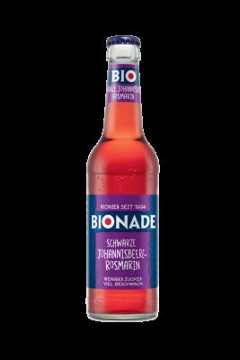Bionade Schwarze Johannisbeere - Rosmarin