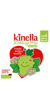 Kinella Traube - Melisse - Kamille
