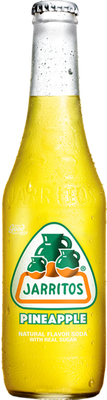 Jarritos Pineapple (Ananas) Natural Flavor Soda