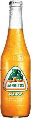Jarritos Mango Natural Flavor Soda