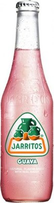 Jarritos Guava Natural Flavor Soda