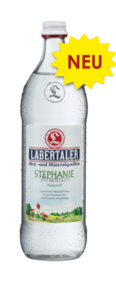 Labertaler Stephanie Brunnen - Naturell