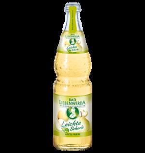 Bad Liebenwerda Leichte Schorle Apfel-Birne 30%