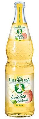 Bad Liebenwerda Leichte Schorle Apfel 30%