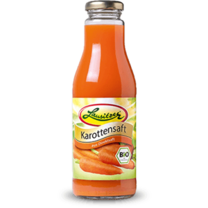 Lausitzer Bio Karottensaft