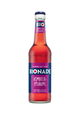 Bionade Himbeer-Pflaume